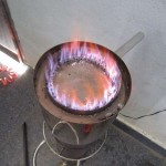 Biochar coffee husk biochar gasifier for coffee husks