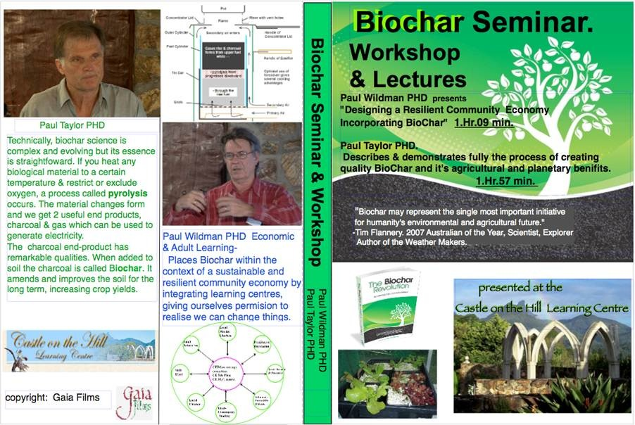 Biochar Workshop DVD