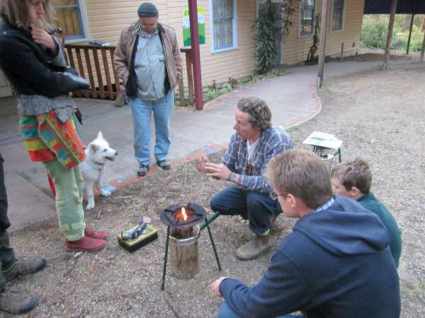 explaining biochar action learning circle