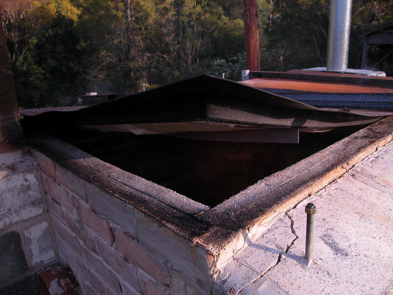 biochar kiln adam retort holly cow pat