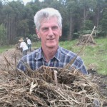 Bush Doctor pete the swale maker