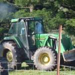 tractor rides for the bush mechanics