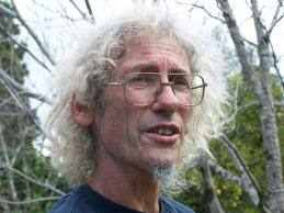 A photo of Geoff Moxham Biochar Guru