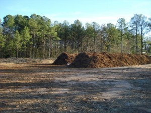 Windrow Composting 2 300x225 biochar sewage centre. Nature can help compost it all