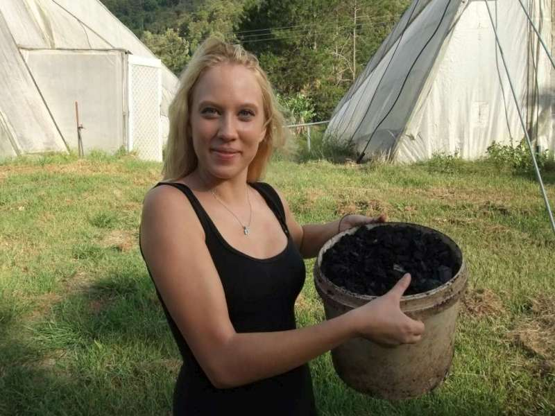 Biochar Girl Organic Grower