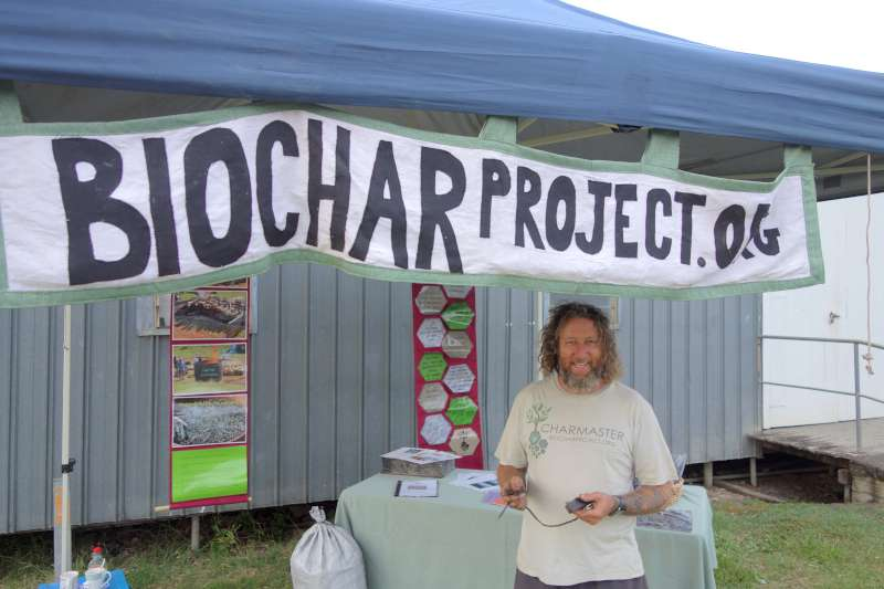 biochar in Kyogle the giant pumpkin weigh in