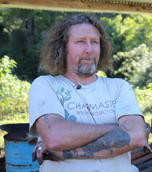 Official biochar project 2014 thoughts from the char master