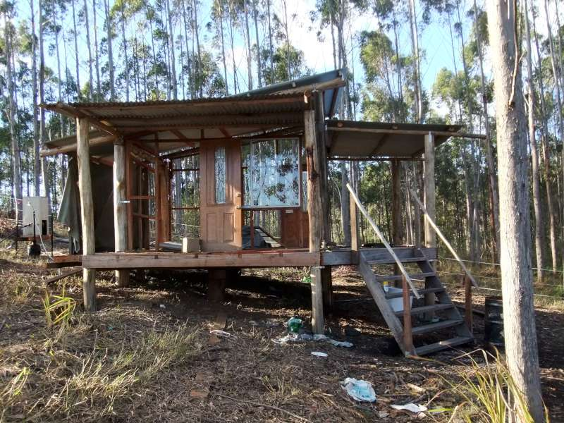 biochar project australia made house