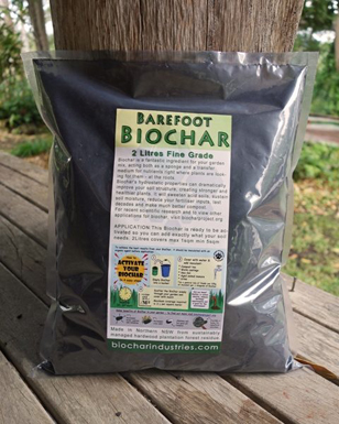 Biochar for Sale from biochar industries