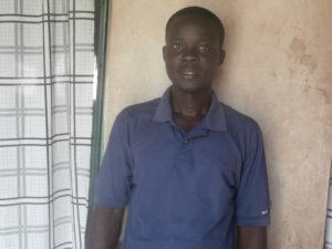 Hi, my name is Raymond Orenda I live in Northern Kenya. I teach biochar
