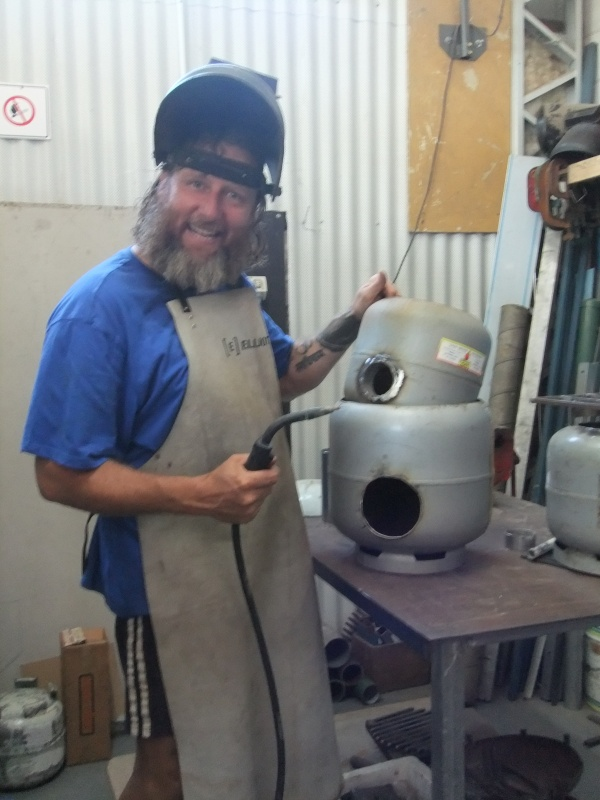 Charmaster Dolph Cooke Creator of the Stumpy